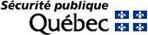 Logo Sécurité publique du Québec