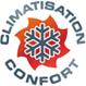 Logo Climatisation Confort